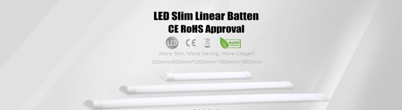 LED linear batten